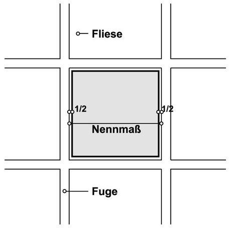 fliesen dicke simple keram fliesen und platten gruppe ai a ai b natur with fliesen dicke die. Black Bedroom Furniture Sets. Home Design Ideas