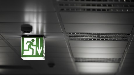 Die innerbetriebliche Sicherheitsbeleuchtung laut Technischem Regelwerk