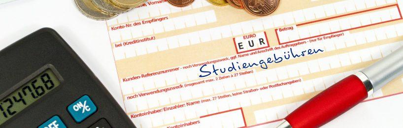 Studiengebühren