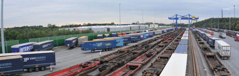 Multimodalterminal Duisburg