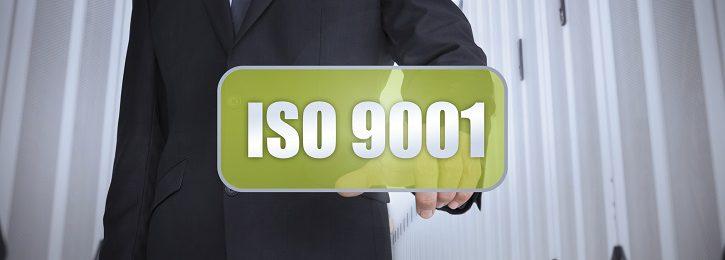 QM System nach ISO 9001