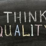 Ohne Qualitätsbewusstsein keine Qualität