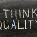 Qualitätsbewusstsein: Ohne geht es nicht