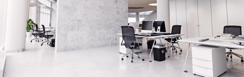 Büroarbeitsplatz