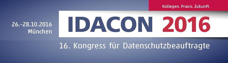 Idacon 2016 in München
