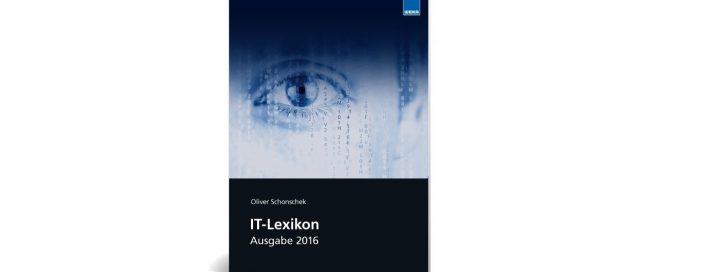 IT-Lexikon: Das praktische IT-Lexikon im handlichen Taschenformat