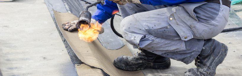 Brandschutz auf Baustellen