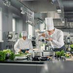 Restaurantküche