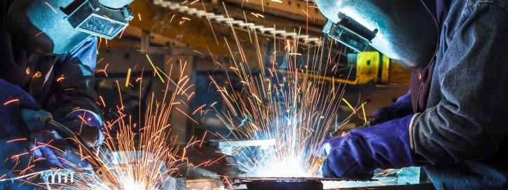 Arbeitsschutz bei Schweißarbeiten