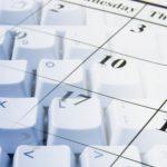 Schutz für den Online-Kalender