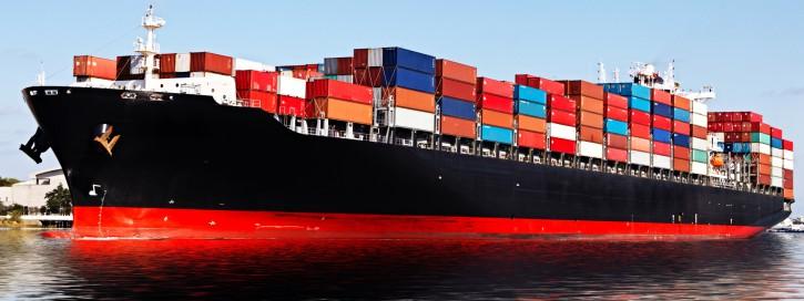 Gefahrengutcontainer See