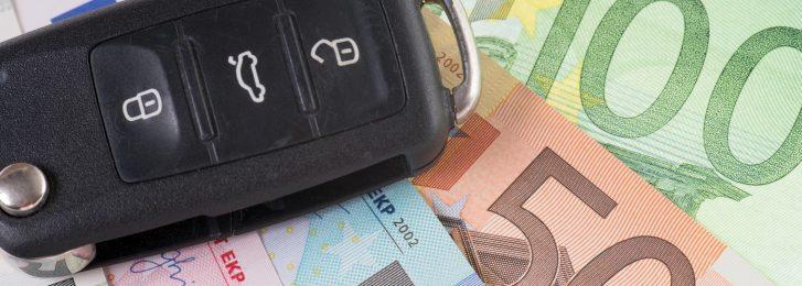 Pay as you drive: Mit Daten bezahlen?