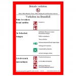 Brandschutzordnung-A