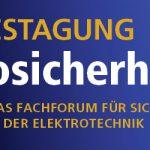November 2016: WEKA-Jahrestagung Elektrosicherheit feiert ihr 10. Jubiläum