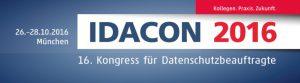 IDACON 2016