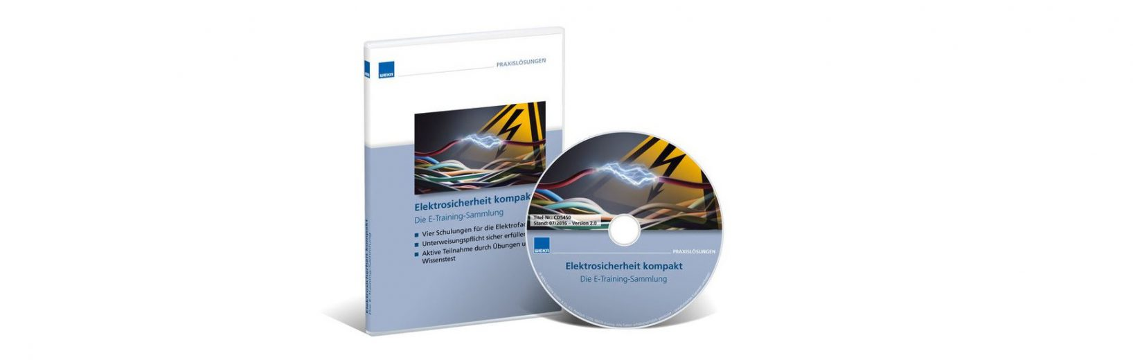 Elektrosicherheit kompakt: Die E-Training-Sammlung