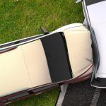 Dash-Cam bei Autounfall