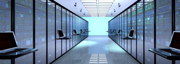Der Serverraum benötigt auch im Cloud-Zeitalter Zutrittskontrolle