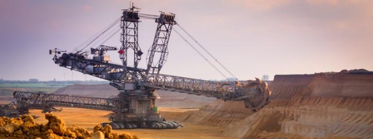 Kündigungen Bergbau-Branche