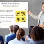 Professionell unterweisen - mit der neuen Unterweisungsdatenbank Arbeitsschutz