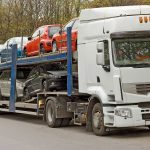 Fahrzeugbeförderung Lkw