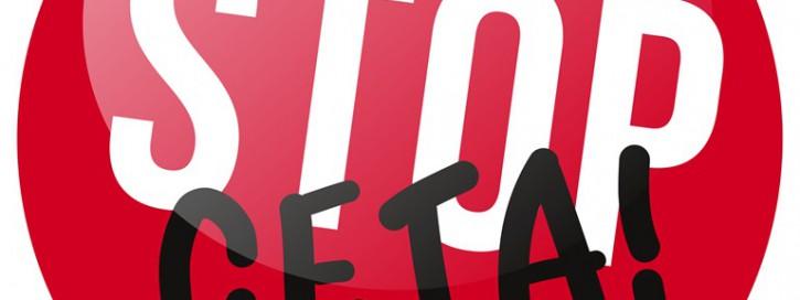 Widerstand CETA