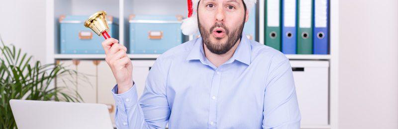Arbeiten an Weihnachten