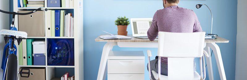 Arbeitsschutz im Home-Office