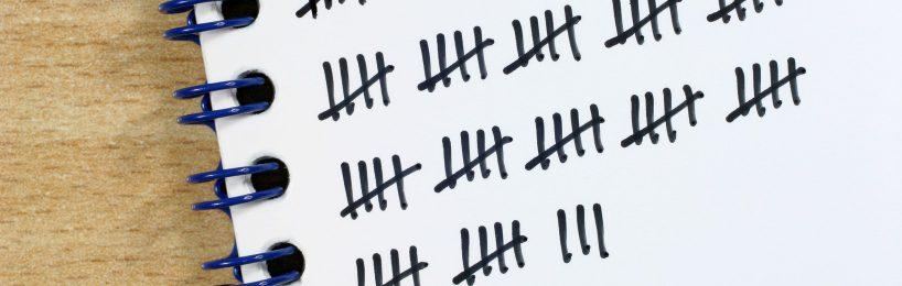 Die Strichliste: Ein einfaches Qualitätswerkzeug
