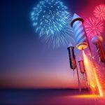 Abbrennen von Feuerwerk: Ist ein Verbot durch die Gefahrenabwehrverordnung möglich?