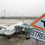 Lufthansa-Betriebsrat protestiert gegen Piloten-Streik