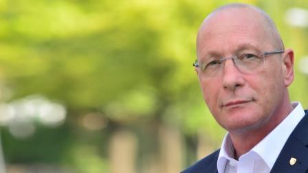 Betriebsratsvorsitzender Uwe Hück