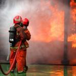 Brandbekämpfung nach VDE 0132