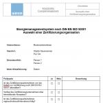 Zertifizierungsorganisation: Wichtige Fragen für die Auswahl