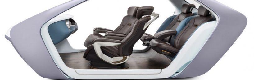 Moderne Autositze
