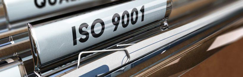 Zertifikate nach ISO 9001 im Jahre 2015 rückläufig gegenüber 2014