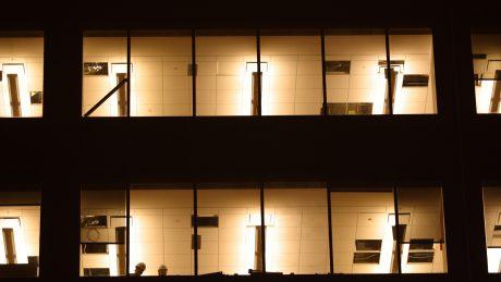 Betriebsratssitzung zwischen Nachtschichten