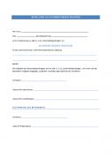Muster für die Bestellung Sicherheitsbeauftragter