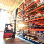 Gabelstapler in der Logistik: Sicherheit geht vor!