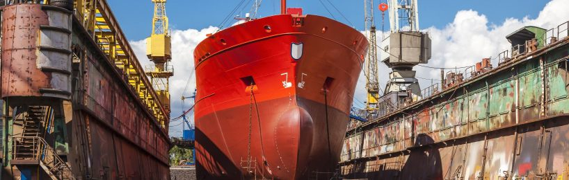 Beschichtungen für Schiffe, Schutzanstriche oder Pulverbeschichtungen werden teurer