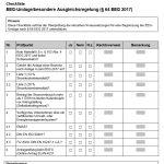 Checkliste EEG-Umlagebefreiung