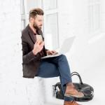 Mobile Arbeit: Arbeitsschutz nicht vergessen!