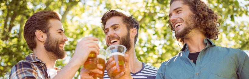 Alkoholverbot Grünflächen