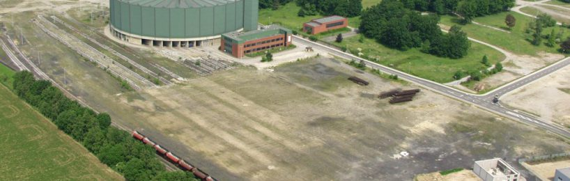 Industriepark Rurtal: Rhenus zieht ein