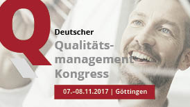 Deutscher Qualitätsmanagement-Kongress 2017