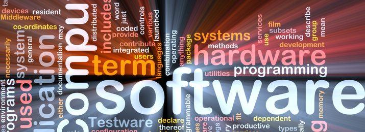 Software-Produktlandschaft