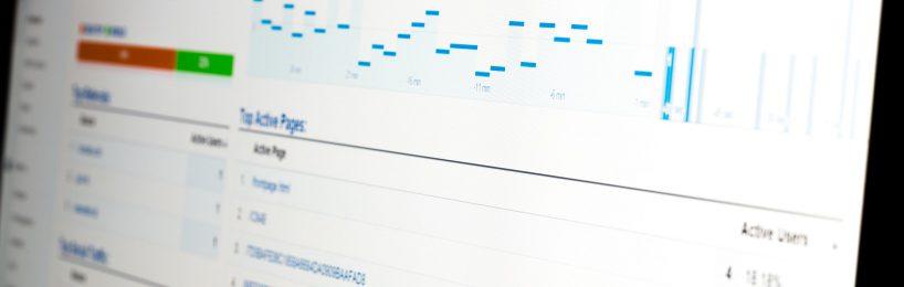Webstatistiken Datenschutz