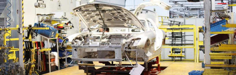 Autokartell: Preisabsprachen beim Stahleinkauf