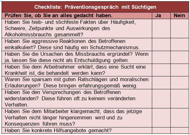 Checklisten-Gespräch-Betriebsrat-Suchtprävention