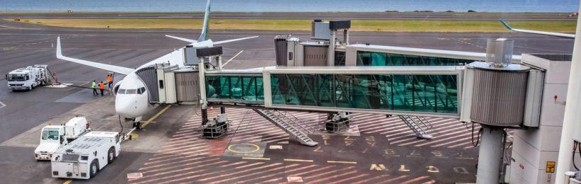 Abfertigung Flughafen Acciona